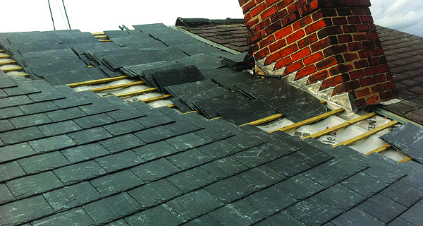 Traditional Roofing Image
